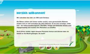 Germanien-Spiel