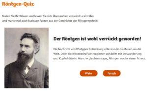 Röntgen-Quiz